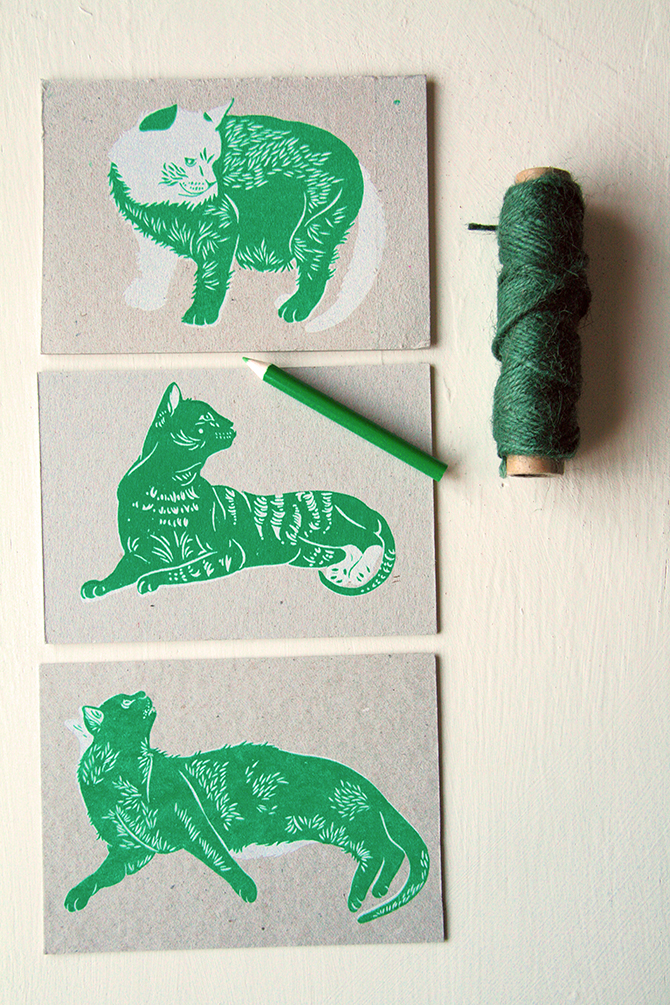 dawnc_catpostcards(green)