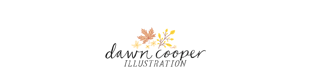 Site banner for dawncooper.com