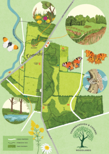 DawnC_Thornborough&CoombsWoodlands_Map